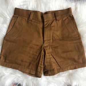 AA Tan/Brown Shorts